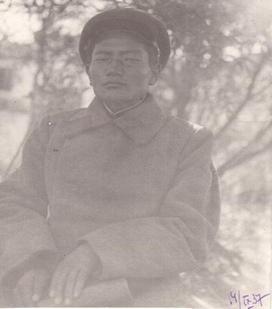 Бат-Очирын Түдэв 1937он