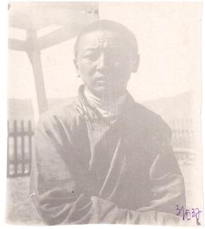 Мишигийн Дамдин 1937он